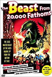 Image result for images of the beast from 20,000 fathoms