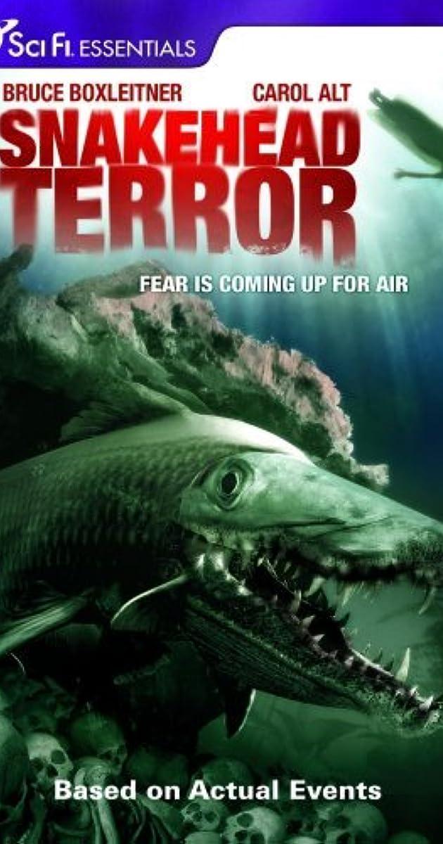 Snakehead Terror (TV Movie 2004) - IMDb Ryan Reynolds Indiana