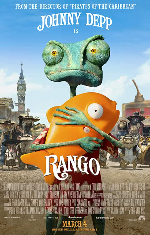 Rango 2011 Hindi Dubbed 720p BluRay full movie watch online freee download at movies365.org