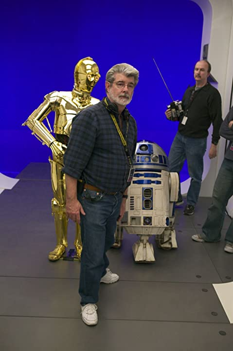 George Lucas and Don Bies in Star Wars: Episode III - Revenge of the Sith (2005)
