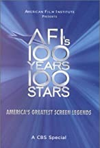 Primary image for AFI's 100 Years... 100 Stars: America's Greatest Screen Legends