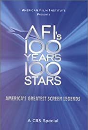 AFI's 100 Years... 100 Stars: America's Greatest Screen Legends Poster