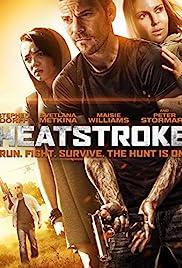 Heatstroke(2013) Poster - Movie Forum, Cast, Reviews