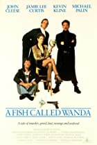 A Fish Called Wanda (1988) Poster