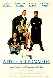 A Fish Called Wanda Poster