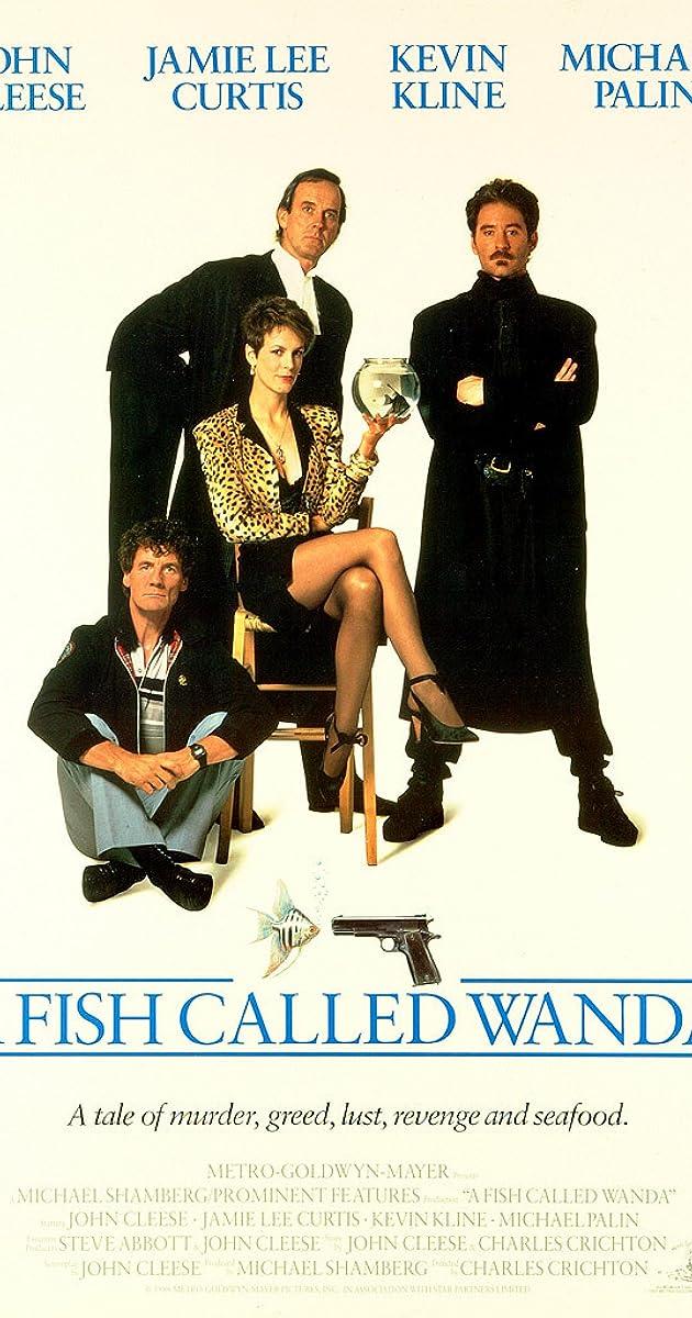 A fish called wanda 1988 imdb for A fish called wanda