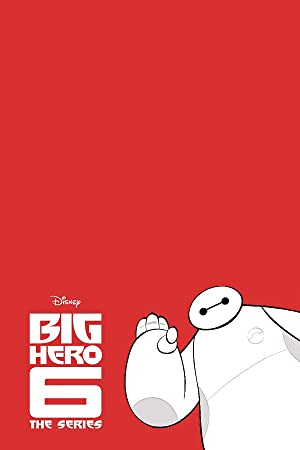 Big Hero 6: The Series TV Afbeelding