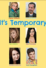 Temporary Friend Poster