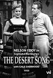 The Desert Song Poster