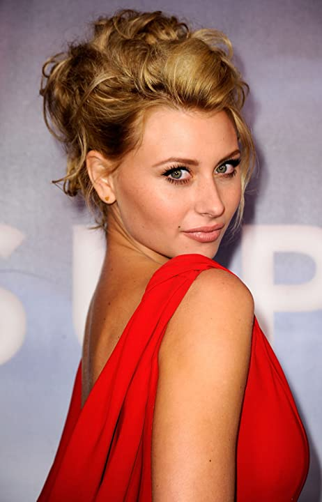 Aly Michalka at an event for Super 8 (2011)