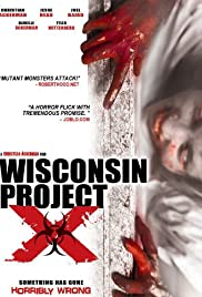 Wisconsin Project X Poster