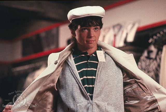 Jason Gedrick in The Heavenly Kid (1985)