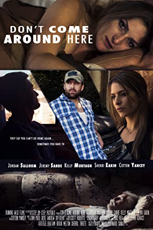 Don't Come Around Here Poster