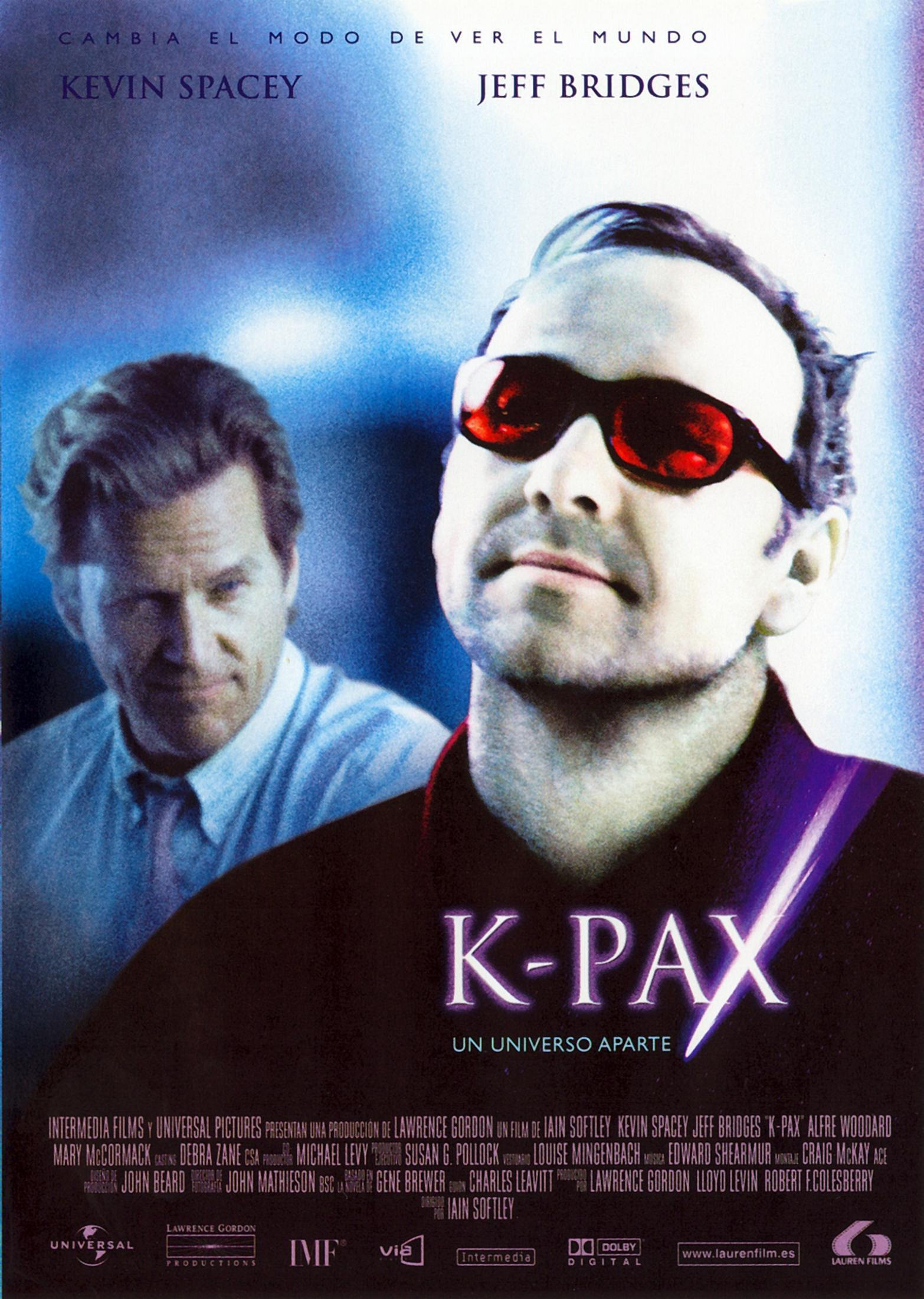 Image K-PAX Watch Full Movie Free Online