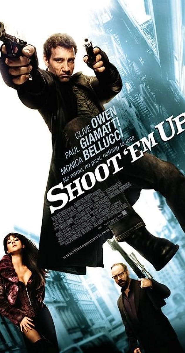 Susišaudymas / Shoot Em Up (2007) Online
