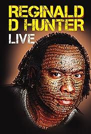 Reginald D Hunter Live Poster