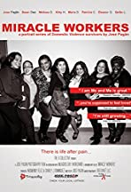 Miracle Workers: a portrait series of domestic violence survivors