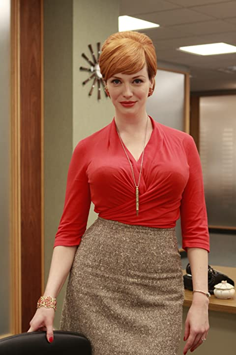 Christina Hendricks in Mad Men (2007)