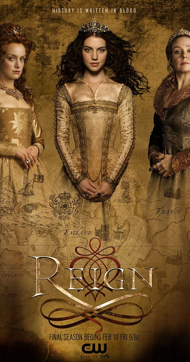Reign (TV Series 2013– ) 480p