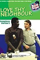 Love Thy Neighbour (1972) Poster
