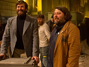 Ben Wheatley and Armie Hammer in Free Fire (2016)