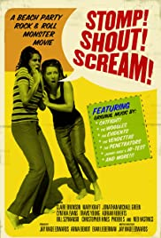 Stomp! Shout! Scream! Poster