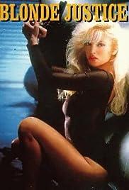 Blonde Justice Poster