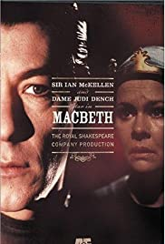 A Performance of Macbeth Poster