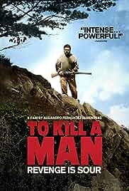 Matar a un Hombre film poster
