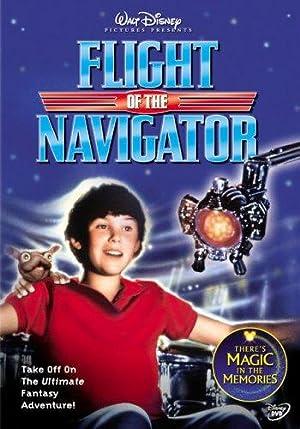 El vuelo del navegante ()