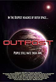Outpost Poster