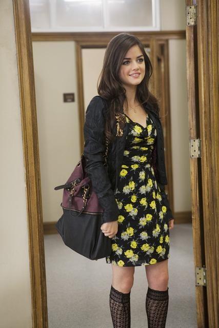 Lucy Hale in Pretty Little Liars (2010)