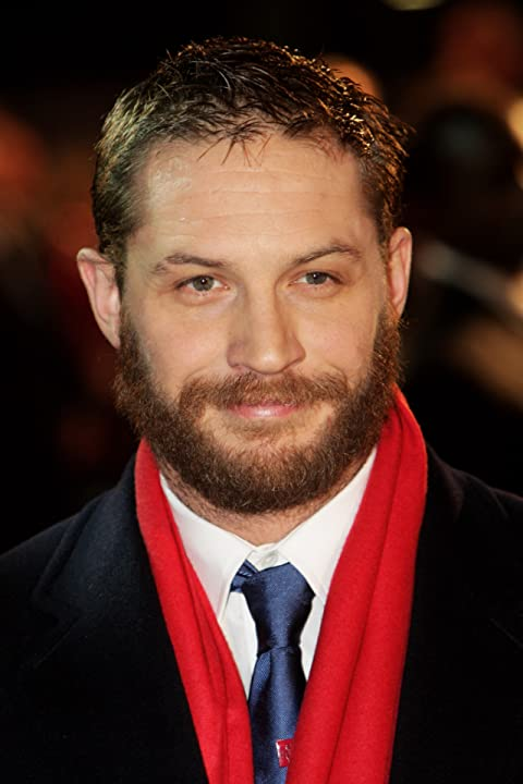 Tom Hardy at This Means War (2012)