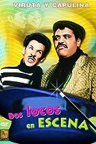 Image of Dos locos en escena