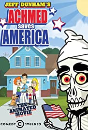 Achmed Saves America (2014) Poster - Movie Forum, Cast, Reviews