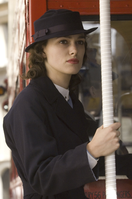 Keira Knightley in Atonement (2007)