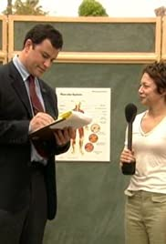Jimmy Asks Women 'What Do You Weigh?' Poster