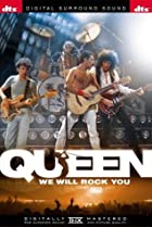 Image of We Will Rock You: Queen Live in Concert