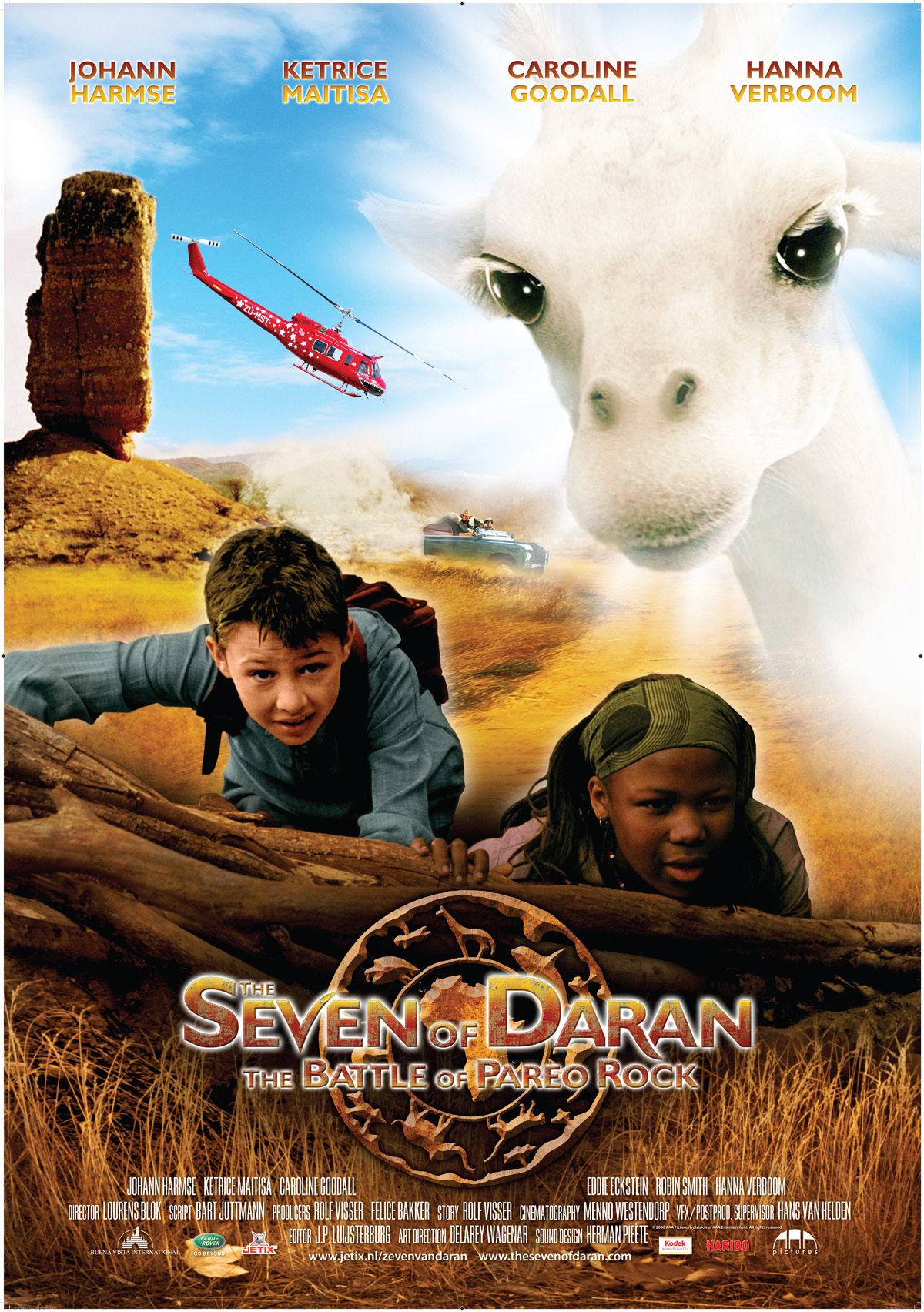 image The Seven of Daran: The Battle of Pareo Rock Watch Full Movie Free Online