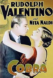 Cobra(1925) Poster - Movie Forum, Cast, Reviews