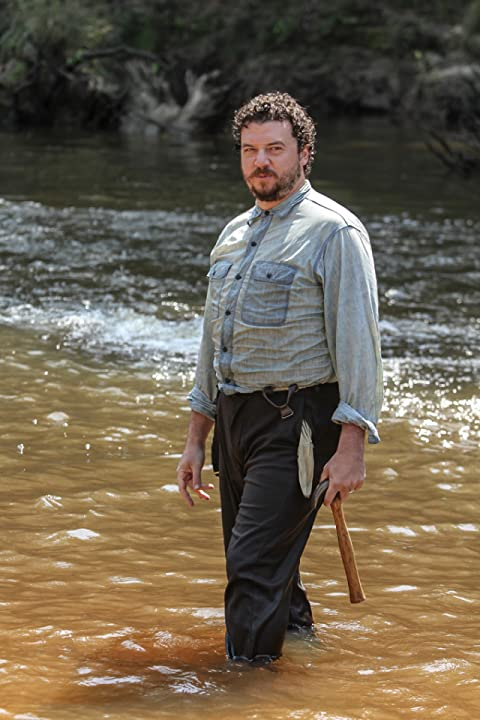 Danny McBride in As I Lay Dying (2013)