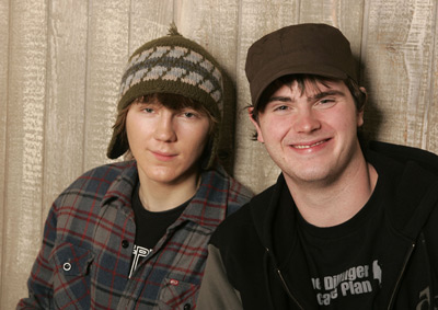 Paul Dano and Ryan McDonald at The Ballad of Jack and Rose (2005)
