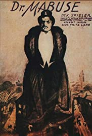 Dr. Mabuse: The Gambler (1922) Poster - Movie Forum, Cast, Reviews