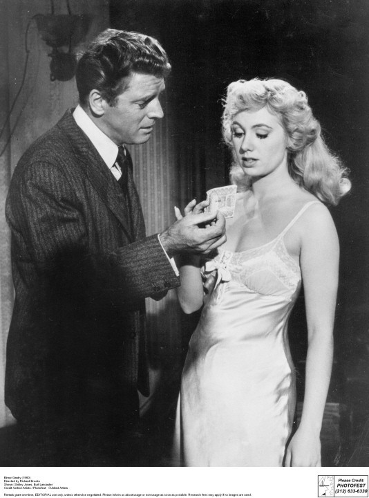 Burt Lancaster and Shirley Jones in Elmer Gantry (1960)