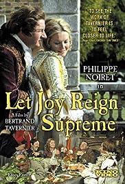 Let Joy Reign Supreme Poster