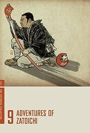 Adventures of Zatoichi Poster