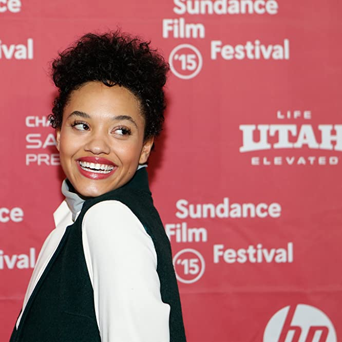 Kiersey Clemons at an event for Dope (2015)