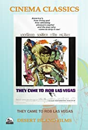 They Came to Rob Las Vegas Poster