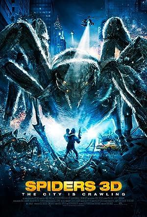 Spiders ฝูงแมงมุมยักษ์ถล่มโลก