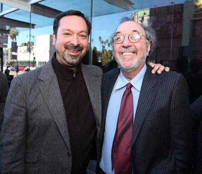 James L. Brooks and James Mangold